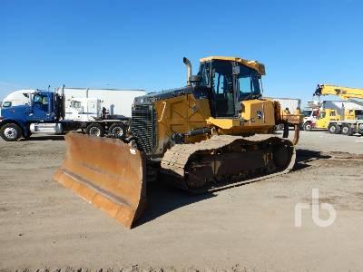 2016 JOHN DEERE 850K WLT Crawler Tractor