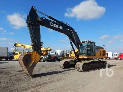 2016 JOHN DEERE 350G LC Hydraulic Excavator