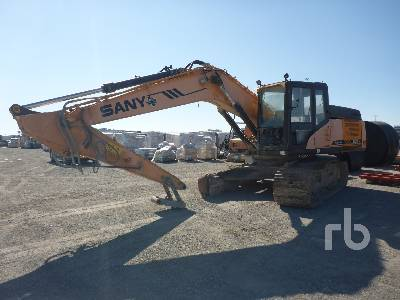 SANY SY215LC PARTS ONLY Hydraulic Excavator Parts/Stationary Construction-Other