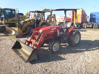 BRANSON 3520R 4WD Utility Tractor Parts/Stationary Construction-Other