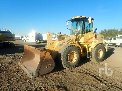 2004 NEW HOLLAND LW130.B Wheel Loader