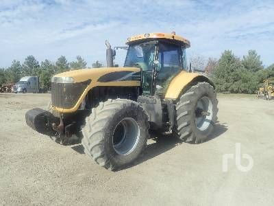 AGCO CHALLENGER MT665B MFWD Tractor