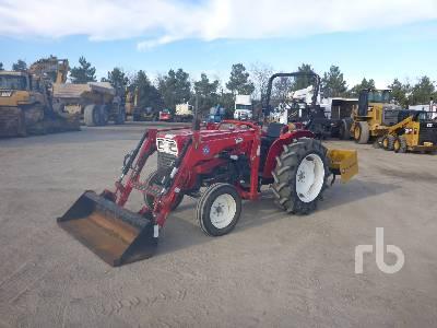 YANMAR YM3000 2WD Utility Tractor