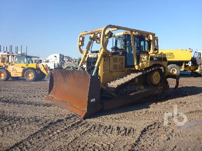 2006 CATERPILLAR D6R XL Series II Crawler Tractor