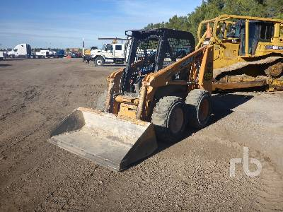 2010 CASE 430 Skid Steer Loader