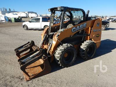 2016 CASE SR175 Skid Steer Loader