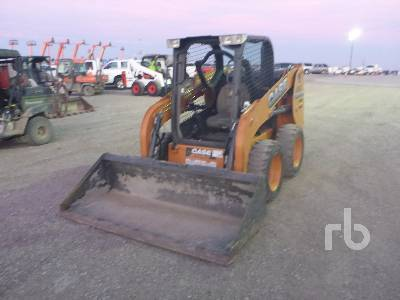 2014 CASE SR160 Skid Steer Loader