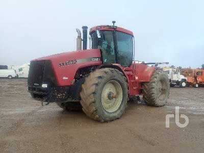 CASE IH STX530S 4WD Tractor