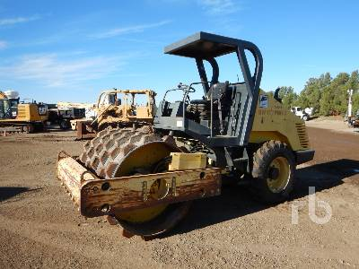 2005 BOMAG BW177 PDH-3 Vibratory Padfoot Compactor