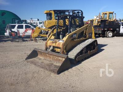 2003 CATERPILLAR 277 Multi Terrain Loader