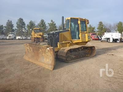 JOHN DEERE 700H LGP Crawler Tractor