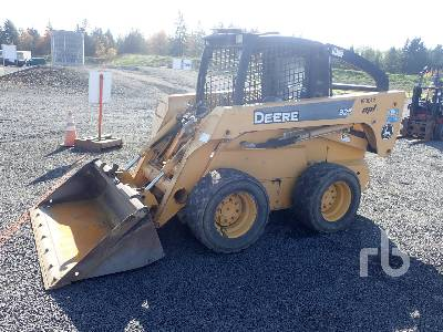 2005 JOHN DEERE 325 Skid Steer Loader