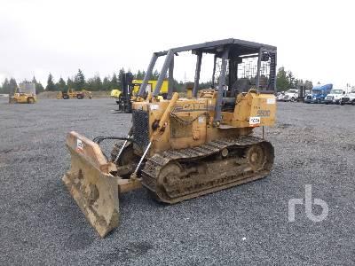 1997 CASE 550G LT Crawler Tractor