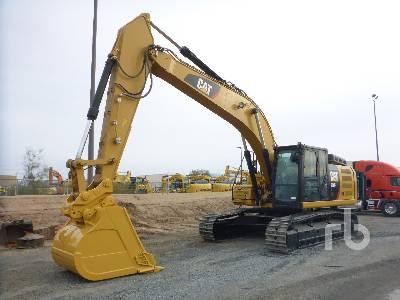 2018 CATERPILLAR 330FL Hydraulic Excavator