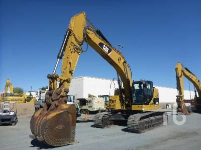2008 CATERPILLAR 328DL CR Hydraulic Excavator