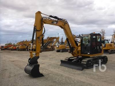 2017 CATERPILLAR 308E2 CR Midi Excavator (5 - 9.9 Tons)