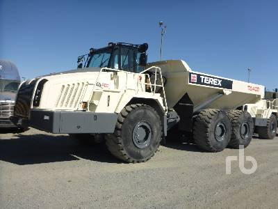 2015 TEREX TA400 Generation 9 6x6 Articulated Dump Truck
