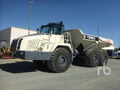 2014 TEREX TA400 Generation 9 6x6 Articulated Dump Truck