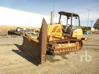 2004 CASE 850K XLT Crawler Tractor