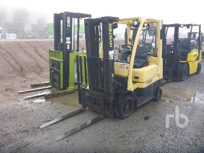 2008 HYSTER S50FT 5000 Lb Forklift
