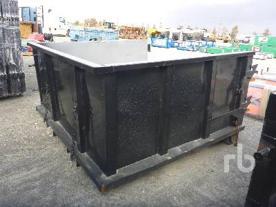 Unused 7 Yard Box Style Forklift / Telehan Container Equipment - Other