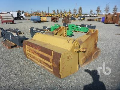 Rear Push Block Crawler Tractor Attachment - Other