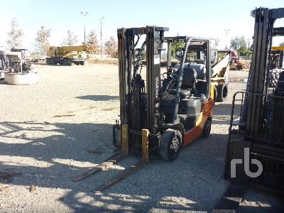 TOYOTA 8FGCU25 4500 Lb Forklift
