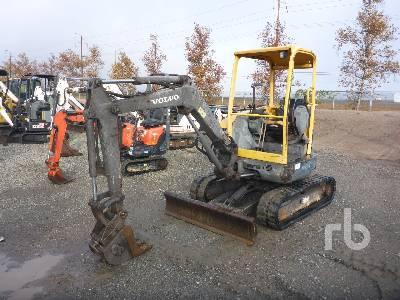 2005 VOLVO ECR28 Mini Excavator (1 - 4.9 Tons)