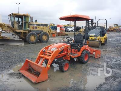 2015 KUBOTA BX2370 4wd hst Utility Tractor
