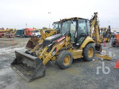 2011 CATERPILLAR 420E IT Loader Backhoe