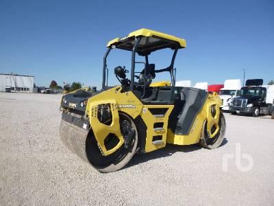 2015 BOMAG BW161AD0-5 Tandem Vibratory Roller