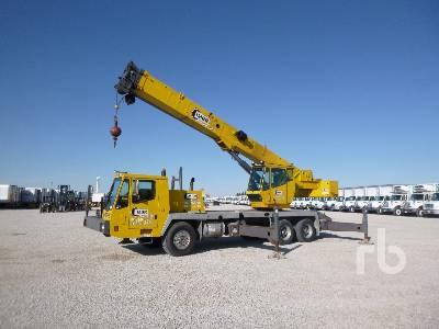 2005 GROVE TMS500E 40 Ton T/A Hydraulic Truck Crane