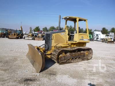 2001 JOHN DEERE 650H LT Crawler Tractor