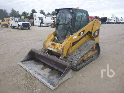 2013 CATERPILLAR 279C Series II Compact Track Loader
