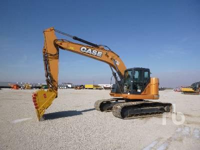2015 CASE CX235C Hydraulic Excavator