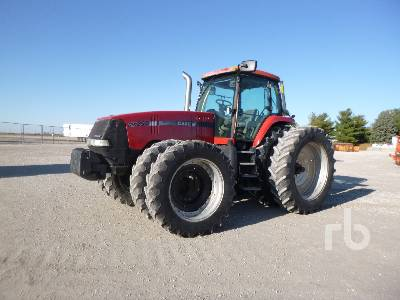 2003 CASE IH MX255 MFWD Tractor