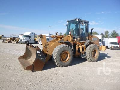 2002 CASE 621D Wheel Loader