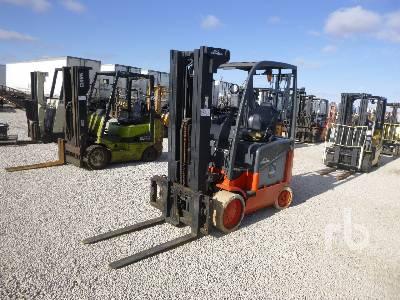 LINDE E25C Electric Forklift