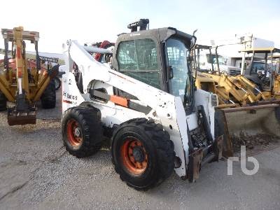 2010 BOBCAT S850 Skid Steer Loader Skid Steer Loader