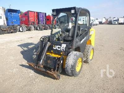 2015 JCB 260T4 Skid Steer Loader