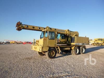 1994 GRADALL XL4100 6x4 Mobile Excavator