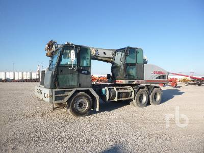 2007 GRADALL XL4100 Series II 6x4 Mobile Excavator