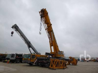 2002 LIEBHERR LTM1300-1 300 Ton 12x8x10 All Terrain Crane