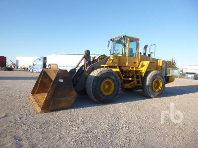 2005 VOLVO L180E Wheel Loader