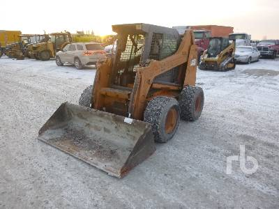 2001 CASE 95XT Skid Steer Loader