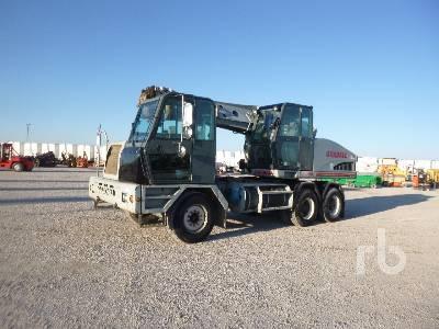 2003 GRADALL XL4100II 6x4 Mobile Excavator