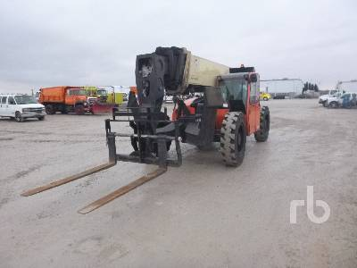 2015 JLG G1255A 12000 Lb 4x4 Telescopic Forklift