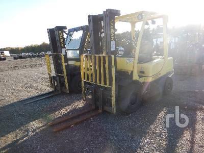 HYSTER H50FT 4600 Lb Forklift
