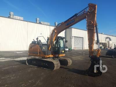 2017 CASE CX130D Hydraulic Excavator