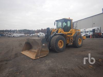 2008 VOLVO L110F Wheel Loader